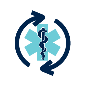 Healthcare System Capacity Icon